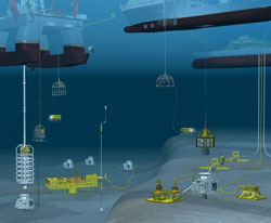 Subsea view